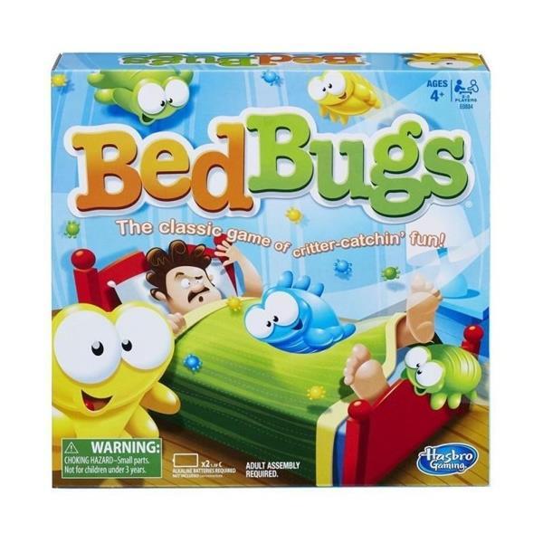 Gra - Bed Bugs