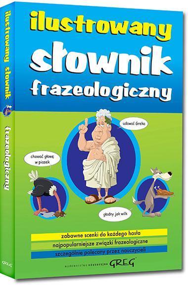 Ilustrowany słownik frazeologiczny BR outlet