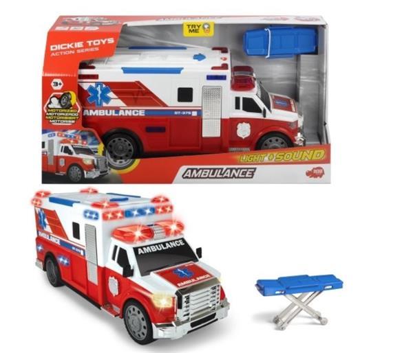 Ambulans 33cm