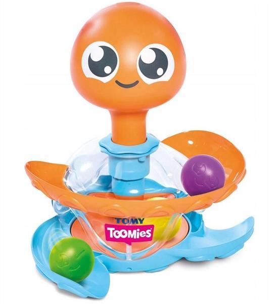Ośmiorniczka z piłkami TOMY