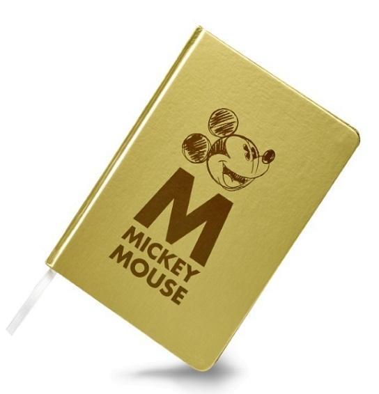 Notatnik A5 - Myszka Miki w.2 Disney