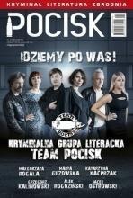 Magazyn literacko-kryminalny Pocisk Nr 21/22 2018