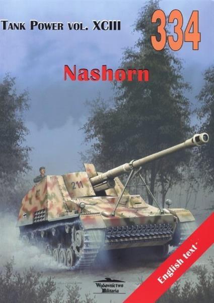Nashorn. Tank Power vol. XCIII 334