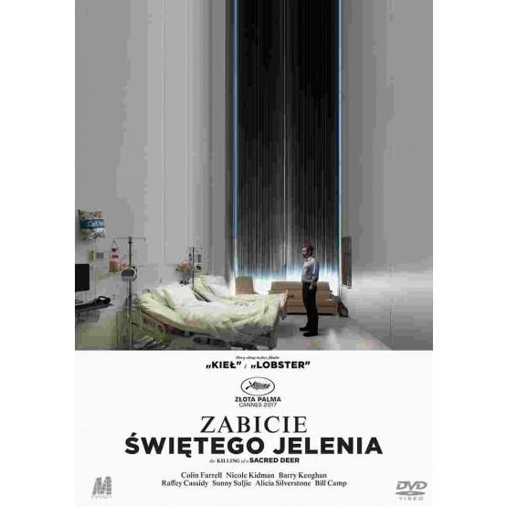 ZABICIE ŚWIĘTEGO JELENIA DVD