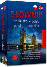SŁOWNIK ANGIELSKO-POLSKI, POLSKO-ANGIELSKI 3 W 1