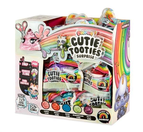 Poopsie Cutie Tooties Surprise seria 1 (48szt)