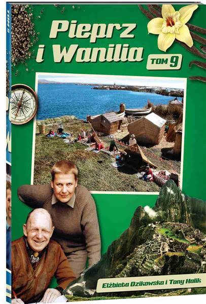 Pieprz i wanilia. Tom 9 (booklet DVD)