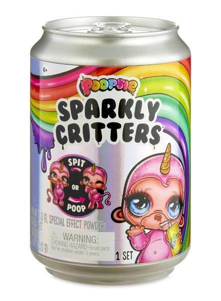 Poopsie Sparkly Critters (16szt)