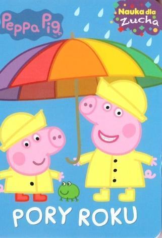 Peppa Pig. Nauka dla zucha nr 3. Pory roku OUTLET