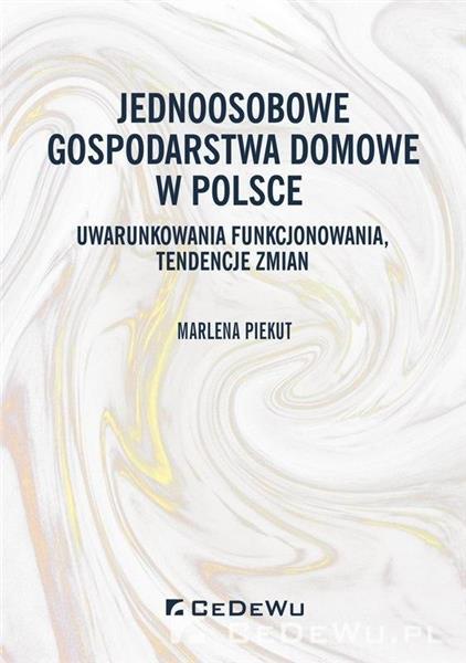 Jednoosobowe gospodarstwa domowe w Polsce