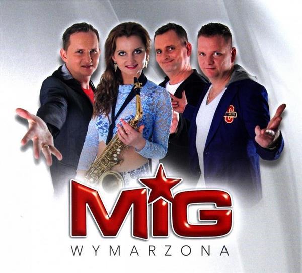 Mig - Wymarzona CD