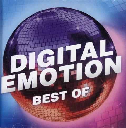 Dignital Emotion - Best of CD