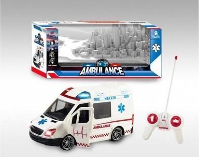 Ambulans na radio 22 cm