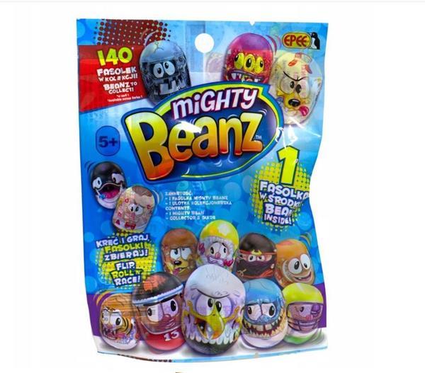 Fasolki Mighty Beanz 1pak