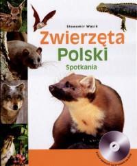 ZWIERZĘTA POLSKI SPOTKANIA + CD outlet