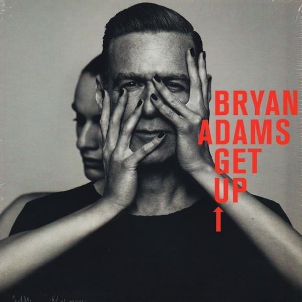 PŁYTA WINYLOWA BRYAN ADAMS GET UP LP
