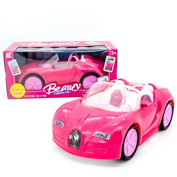 Auto Cabrio dla lalki