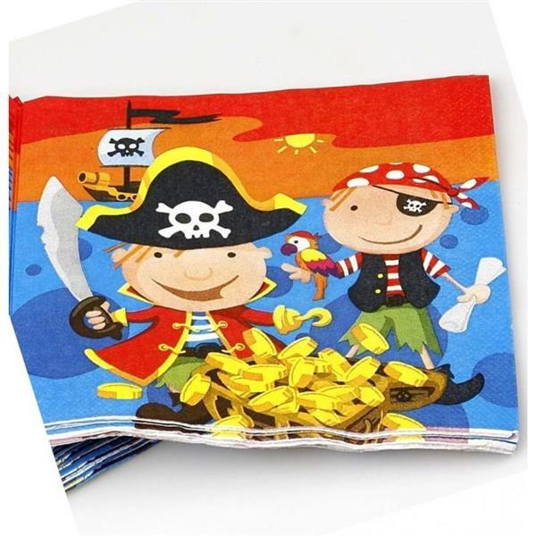 Serwetki Piraci