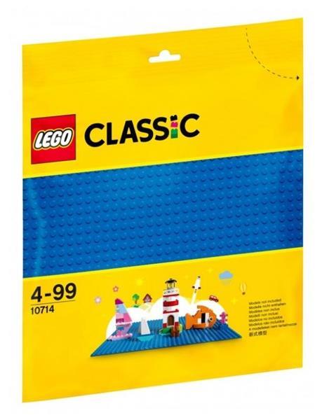 Lego CLASSIC 10714 Niebieska płytka konstrukcyjna