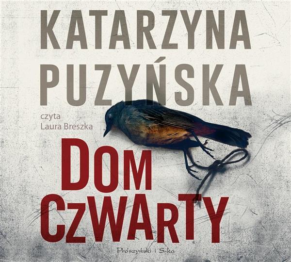 DOM CZWARTY. AUDIOBOOK