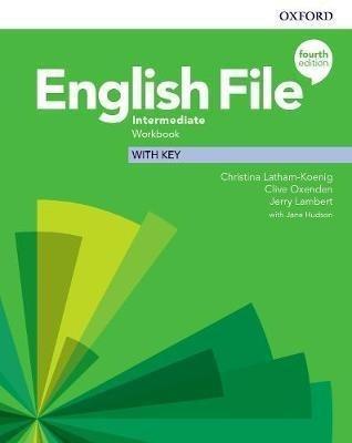 English File 4E Intermediate WB + key OXFORD