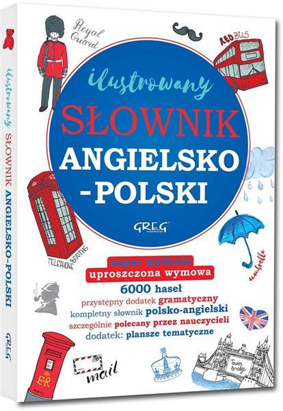 Ilustrowany słownik ang.- pol. pol.- ang. TW