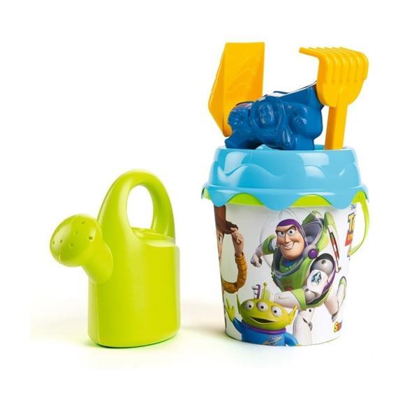 Wiaderko Toy Story z acesoriami