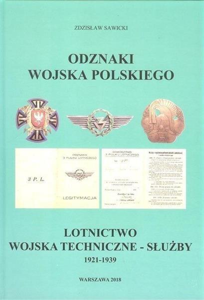 Odznaki Wojska Polskiego. Lotnictwo...-330848