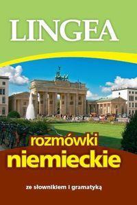 Rozmówki niemieckie ze słownikiem i gramatyką-28304