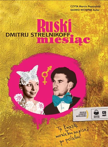 Ruski miesiąć audiobook outlet-19274