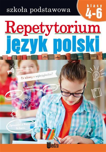 Repetytorium. Język polski. Klasy 4-6-30065
