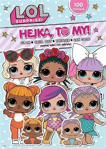 L.O.L. Surprise! Hejka, to my! Glam-26135