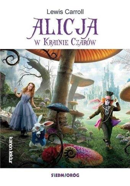 Alicja w Krainie Czarów TL SIEDMIORÓG