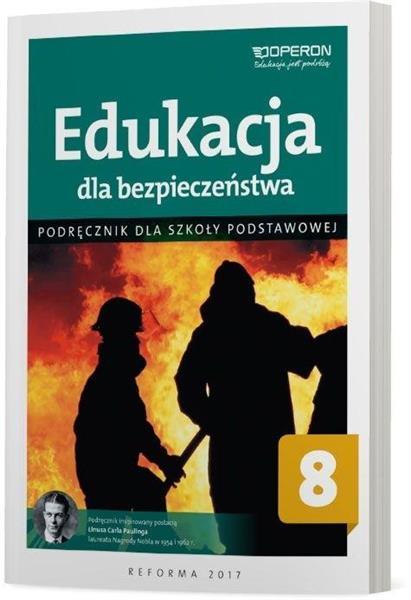 Edukacja dla bezp. SP 8 Podręcznik OPERON