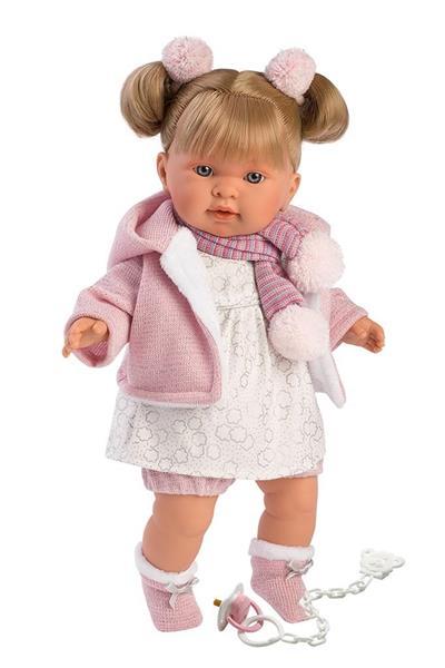 Lalka 42262 Alexandra płacząca blondynka 42cm