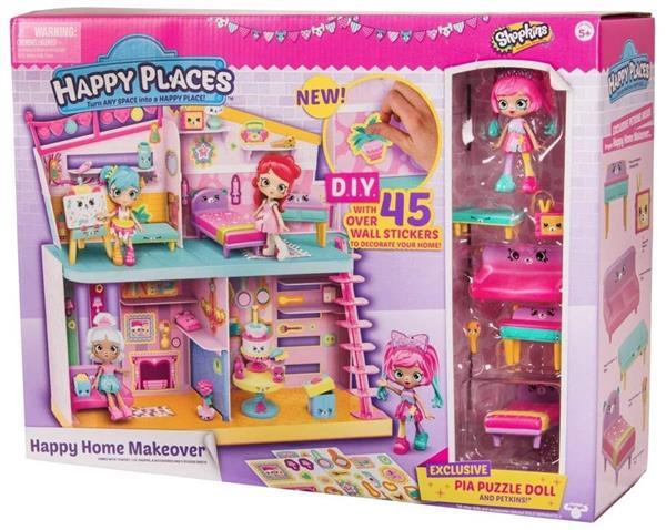Shopkins HappyPlaces zestaw Happy home