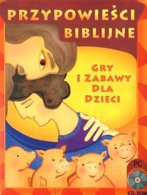 Przypowieści biblijne: gry i zabawy dla dzieci. CD