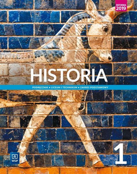 HISTORIA. PODRĘCZNIK DLA LICEUM I TECHNIKUM. KLASA