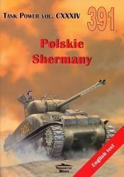 Polskie Shermany. Tank Power vol. CXXXIV 391