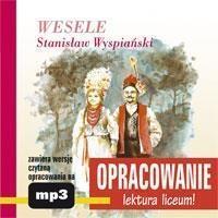 Opracowanie Wesele Audiobook