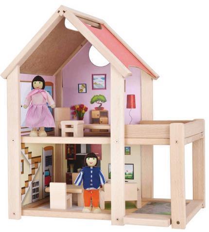 Domek dla lalek 9 - elementowy