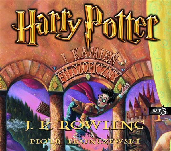 Harry Potter 1 Kamień Filozoficzny mp3