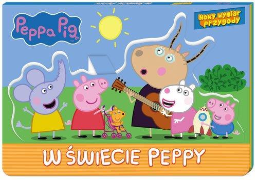 Peppa Pig. Nowy wymiar przygody. W świecie Peppy