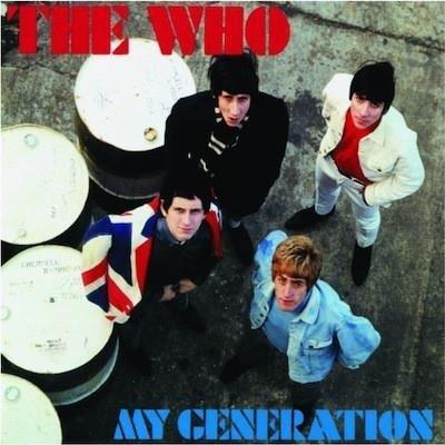 PŁYTA WINYLOWA WHO MY GENERATION LP