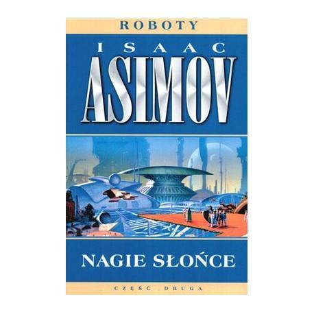 NAGIE SŁOŃCE ISAAC ASIMOV