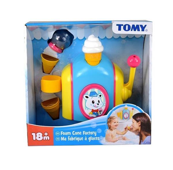 Fabryka lodów z piany TOMY