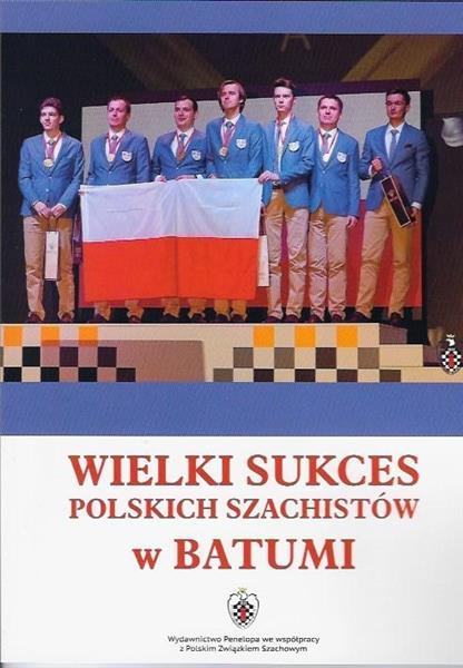 Wielki sukces Polskich szachistów w Batumi
