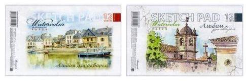 Szkicownik A5/12K 200g FRESH