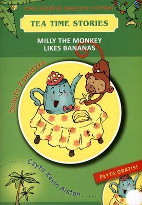 Milly the monkey likes bananas moje pierwsze angie