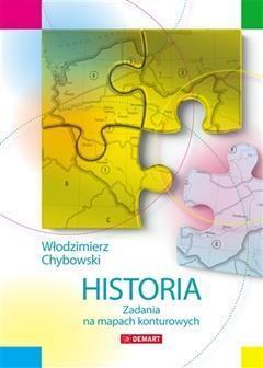 HISTORIA - Zadania na mapach konturowych